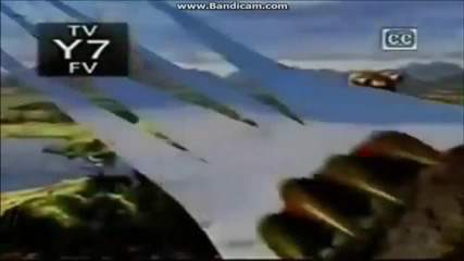 Power Rangers Wild Force Forever Red Fan-made Opening