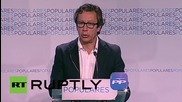 Spain: People's Party optimistic despite losses in Spanish regional elections