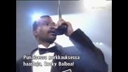 Джим Кери като Роки Балбоа