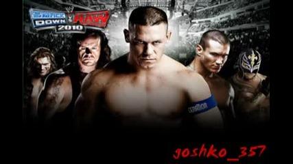 Smackdown Vs Raw 2010 Poster