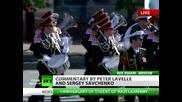 Военна техника - Парад на победата - Москва 9 май 2010 г.