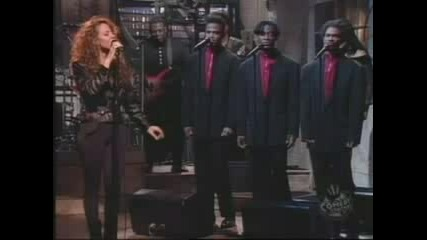 Mariah Carey - If Its Over Live 1991