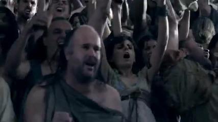 Спартак: Кръв и пясък - Spartacus: Blood And Sand - Musik video (18+)