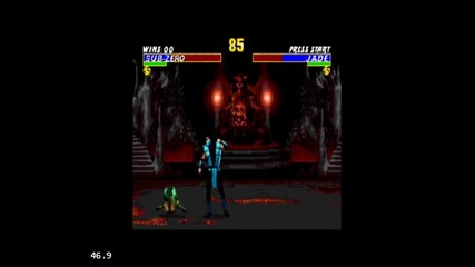 Ultimate Mortal Combat Gameplay