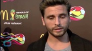 Scott Disick -- Clubbed By Tequila ... Found Wandering Hotel
