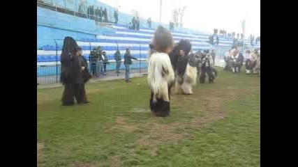 Кукери От С. Брежани