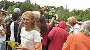Празнуване на Еньовден - 24.06.2018 г., Витоша, Момина скала