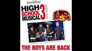 Us5 - The Boys Are Back Remix