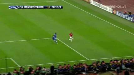 Cristiano Ronaldo Vs Chelsea - Ucl Final Hd