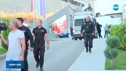 Трусове и ГДБОП в Българския футболен съюз