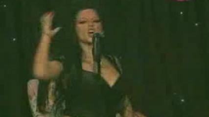 Seka Aleksic imitaciju na Dara Bubamara i pesama Vero Nevero