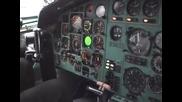 Tu - 154м Полет на север /flight to the north/ Част 1ва