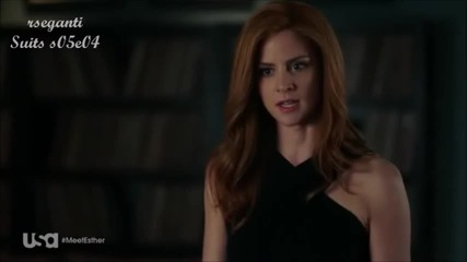 Suits s05e04 Harvey and Donna