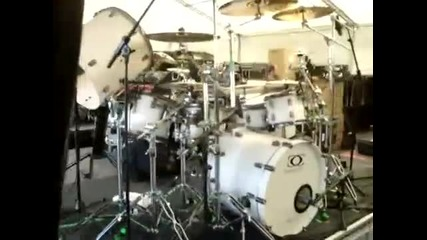 Mike Terrana's Dc kit