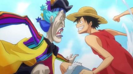 One Piece - 907 ᴴᴰ