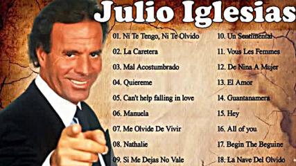 Julio Iglesias Exitos Sus Mejores Canciones -- Las Mejores Canciones De Julio Iglesias - Youtube