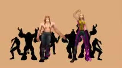 Johnny Bravo World of Warcraft