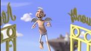 Небесно Обжалване - Анимация