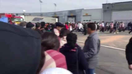 Belgium: Passengers left stranded after deadly blast at Brussels airport