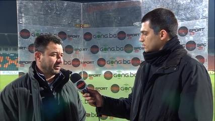Петър Пашев: Безразлично ми е срещу кого ще играем във втората шестица