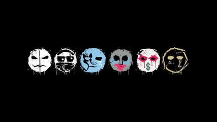 Hollywood Undead - Bottle And A Gun