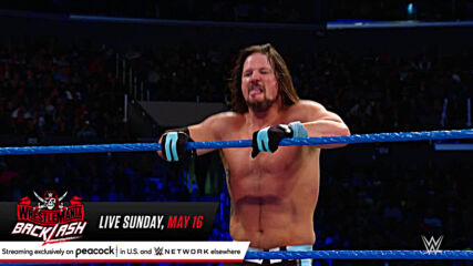 John Cena vs. AJ Styles: SmackDown, Feb. 27, 2018 (Full Match)
