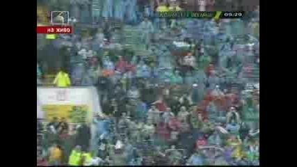България - Беларус 1:1 Мартин Петров