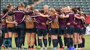 Prince William Calls England's Women's Soccer Team