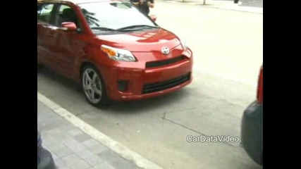 Customized Scion xb & xd