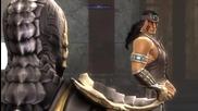 Mortal Kombat 9 Nightwolf (2011) Gameplay Trailer (mk9 Xbox 360 Ps3)