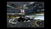 Need for Speed Undregraund 2 - drifting with Peugeot 206