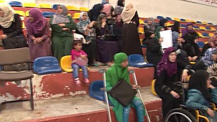 State of Palestine: All-female Paralympian squad shoot for hope in Gaza