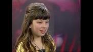 Music Idol 2 - 12 Годишната Стефани чудото