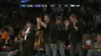 Lakers vs. Nets (яки моменти на Kobe)