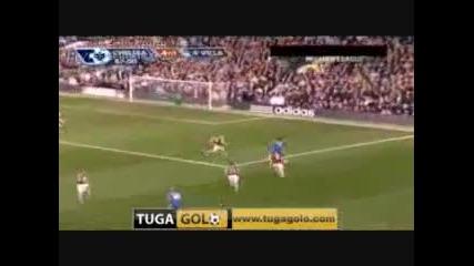 Челси 7:1 Астън Вила (целия мач)