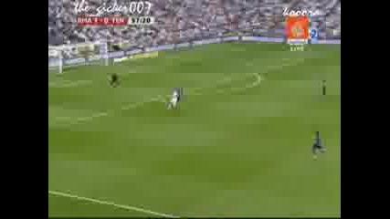 Real Madrid - Tenerife (3:0) Головете