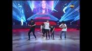 Dancing Stars - Дивна (13.03.2014г.)