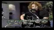 Jon Bon Jovi & Richie Sambora - This Aint A Love Song