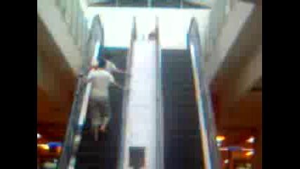 Идиоти на ескалатора