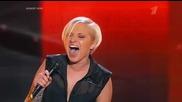 Гласът на Русия 2 Кристина Стельмах - Mama knows best