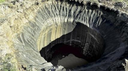 Най-дълбоката дупка на земята