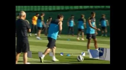 Лионел Меси ще бъде напълно здрав за гостуването в Мюнхен