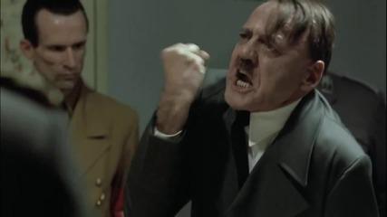 Хитлер разбира за Ц С К А във В група...