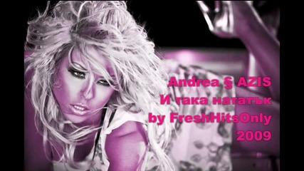 Andrea feat. Azis - I Taka Na Tatuk Cd Rip 2009
