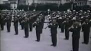 Химн на Китай и Интернационалът Погребението на Мао