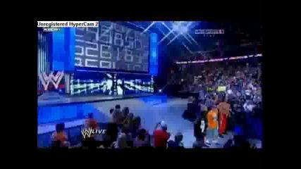 Summerslam 2010 - John Cena vs Nexus