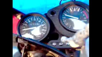 Honda 280 Km/h