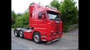 Scaniae Qk Kamion