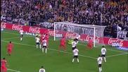 Барселона излъга Валенсия с късен гол на Местайя! 30.11.2014 Валенсия - Барселона 0:1