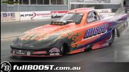 Funny Car V8 Supercharged